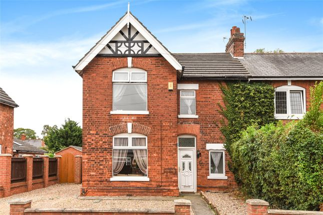 Thumbnail Semi-detached house for sale in Station Road, Healing