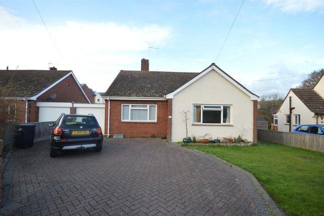 Thumbnail Detached bungalow for sale in Glebelands, Exminster, Exeter, Devon