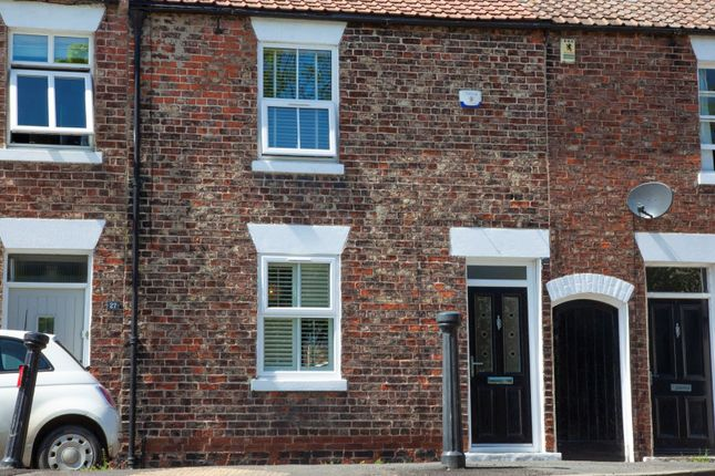 Thumbnail Terraced house for sale in Strait Lane, Hurworth, Darlington