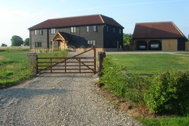 Thumbnail Property to rent in Benwick Road, Doddington, March
