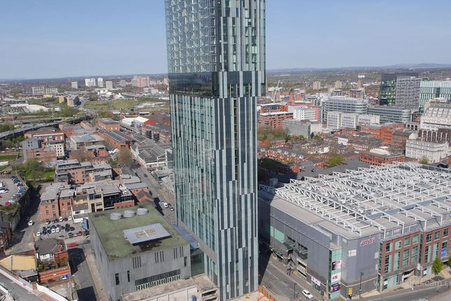 Thumbnail Flat for sale in (Apt 23.06) Axis Tower, Albion Wharf, Trafford Street, Manchester