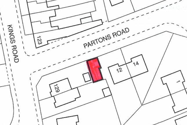 Gallery of Partons Road, Kings Heath B14