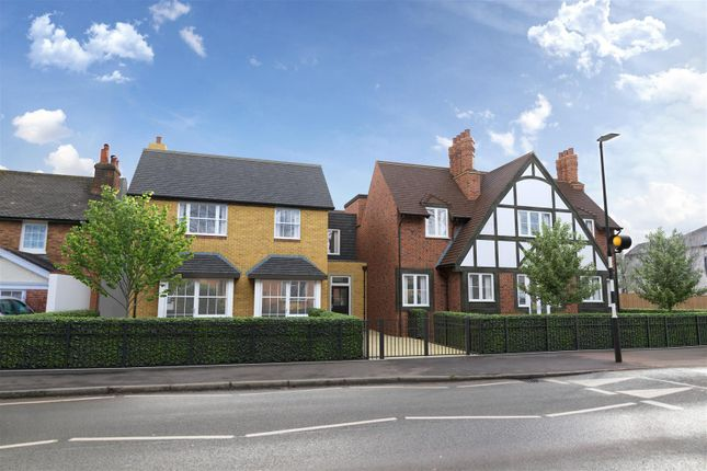 2 bed flat for sale in Kings Court, London Road, Shenley WD7