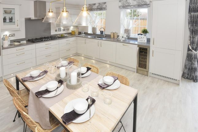 """Thumbnail Detached house for sale in """"Lichfield"""" at The Lane, Lidlington, Bedford"""