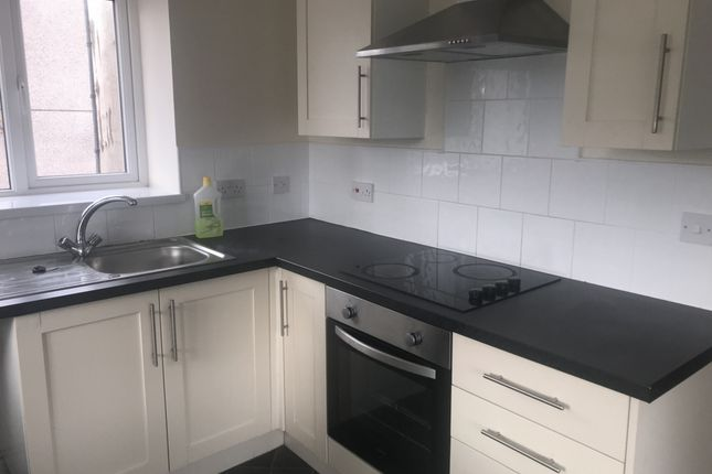 Thumbnail Flat to rent in High Street, Cefn Coed