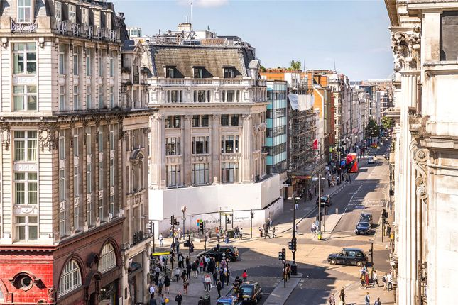 Thumbnail Flat for sale in Market Place, Marylebone, London