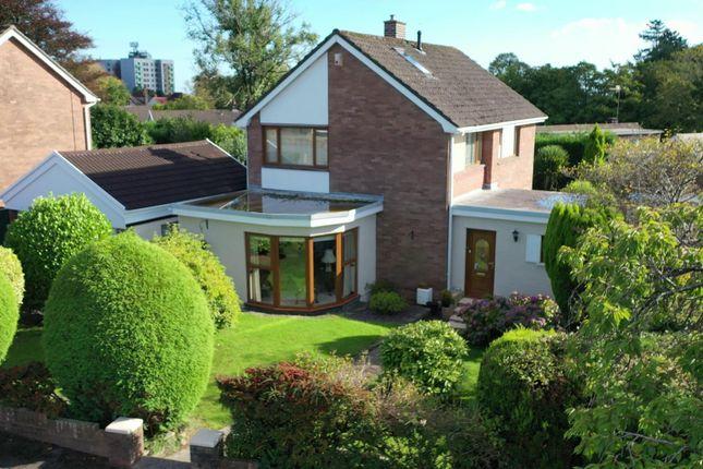 Thumbnail Property for sale in Hendrefoilan Avenue, Sketty, Swansea