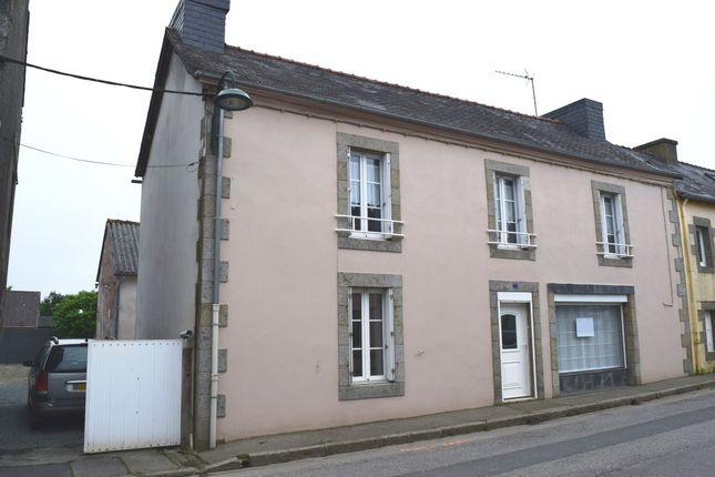 Thumbnail End terrace house for sale in 29530 Plonévez-Du-Faou, Finistère, Brittany, France