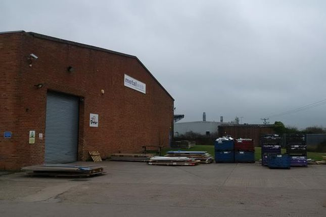Thumbnail Warehouse for sale in Old Kinloch Warehouse, Stanton Harcourt Road, Eynsham, Witney, Oxfordshire