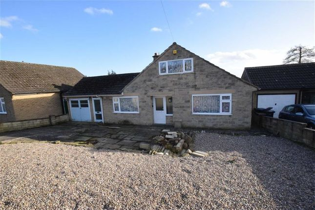 Thumbnail Detached bungalow for sale in Pittywood Road, Wirksworth, Matlock