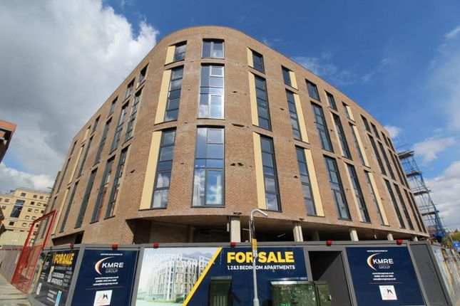 Thumbnail Flat for sale in The Residence, Kirkstall Road, Leeds, West Yorkshire