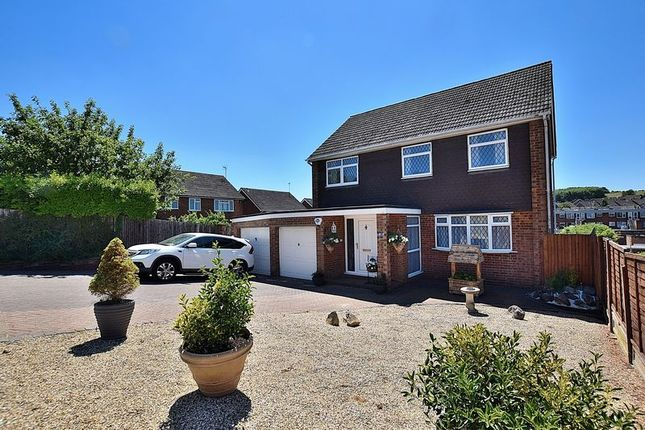 Thumbnail Detached house for sale in Bibshall Crescent, Dunstable