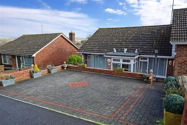 Thumbnail Semi-detached house for sale in Valley Close, Newhaven, East Sussex