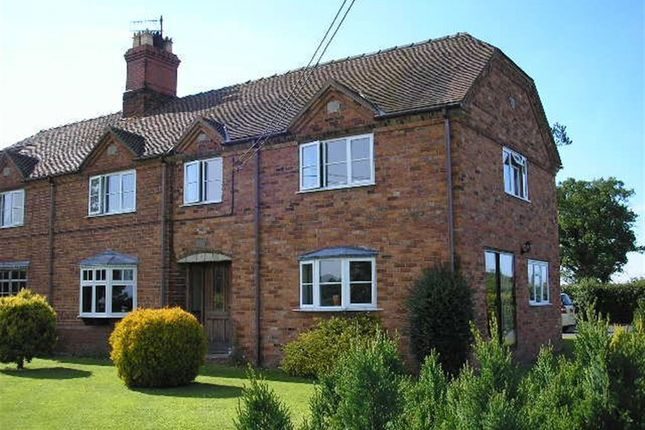 Thumbnail Semi-detached house to rent in The Lowe, Wem, Shropshire