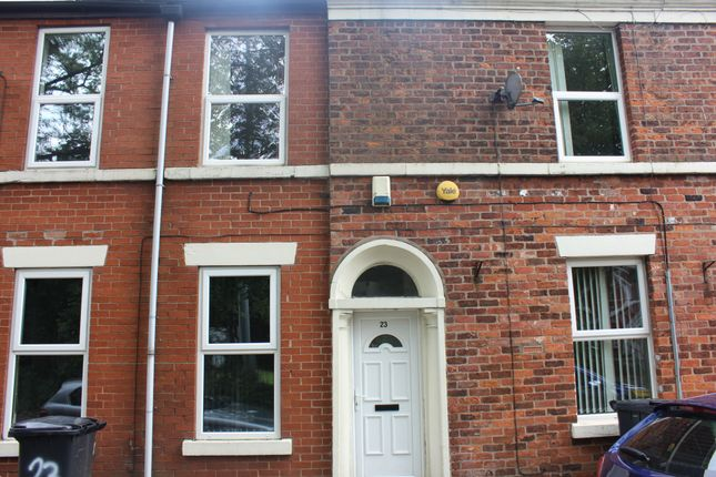 Thumbnail Terraced house to rent in St. Pauls Square, Preston