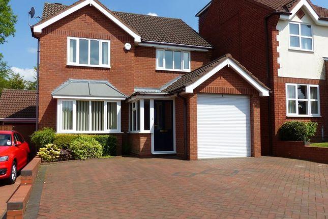 Thumbnail Property to rent in Stacey Grange Gardens, Rednal, Birmingham