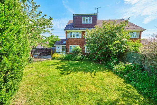 Thumbnail Maisonette for sale in Overstone Road, Harpenden, Hertfordshire