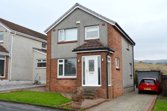 Thumbnail Detached house for sale in Mirren Drive, Duntocher