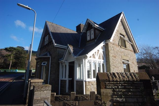 Thumbnail Detached house to rent in 32, Lodge Drive, Baglan, Port Talbot
