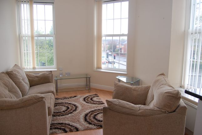 Thumbnail Flat to rent in Conway Street, Birkenhead