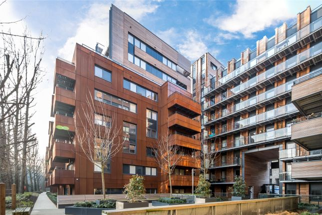 2 bed flat for sale in Cooper Building, 36 Wharf Road