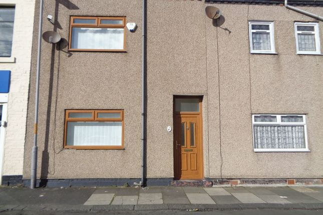 Thumbnail Terraced house to rent in Maddison Street, Blyth