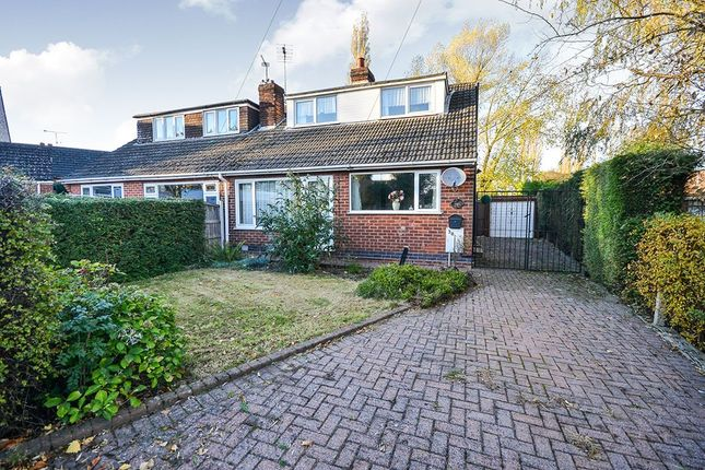 Thumbnail Bungalow to rent in Red Lane, South Normanton, Alfreton