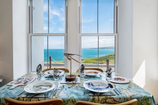 Thumbnail Property for sale in Phoenix, Flat 5, Seapoint, 19 The Terrace, Port Isaac