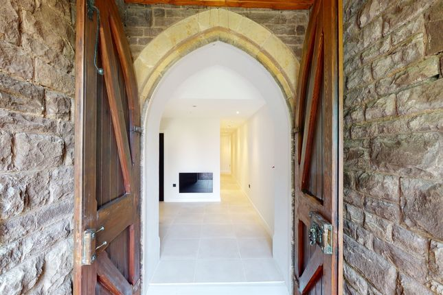 Thumbnail Town house for sale in Pen Y Fal Chapel, Sycamore Avenue, Abergavenny