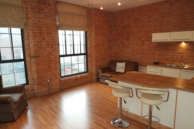 Thumbnail Flat to rent in The Lace Mill, Beeston