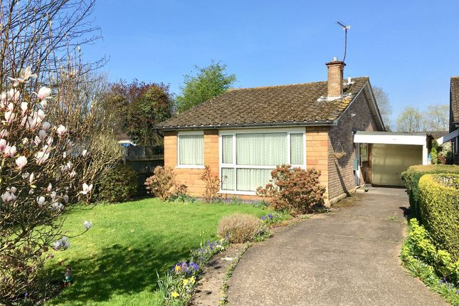 Thumbnail Detached bungalow for sale in Redheath Close, Watford
