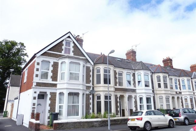 1 bed flat to rent in Malefant Street, Cathays, Cardiff CF24