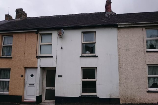 Thumbnail Property to rent in Station Road, St Clears, Carmarthenshire