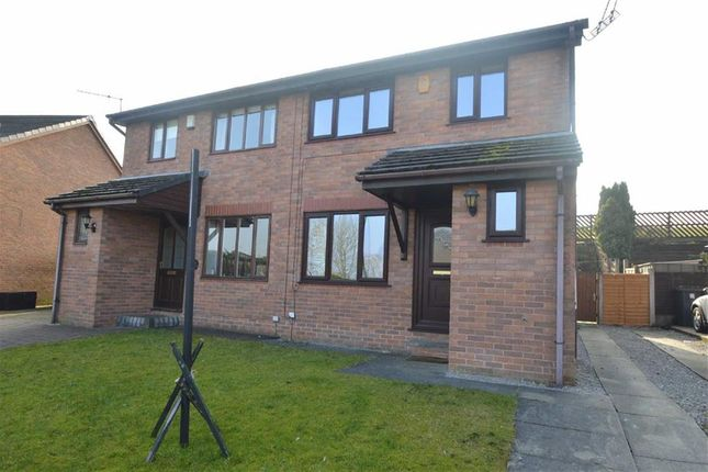 3 bed semi-detached house to rent in Wham Brook Close, Oswaldtwistle, Accrington