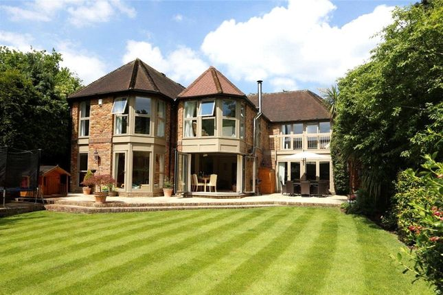 Thumbnail Detached house for sale in Eversley Park, Wimbledon