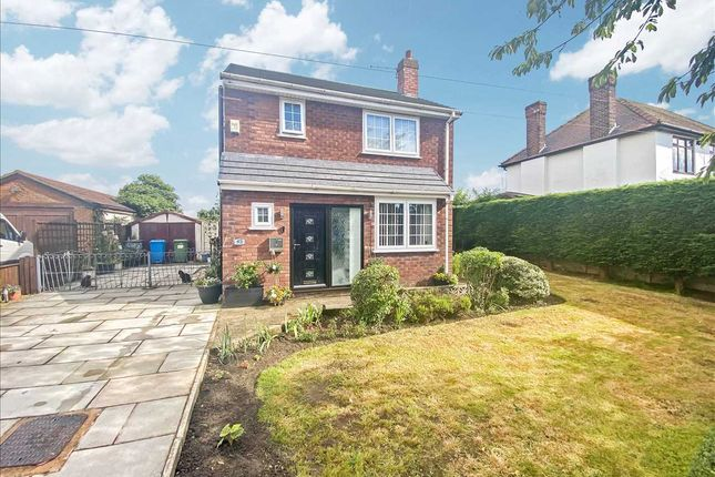 Thumbnail Detached house for sale in Halegate Road, Widnes