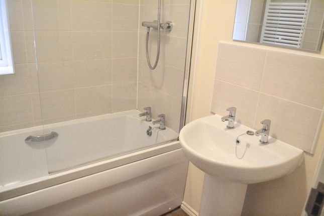 Bathroom of Merton Close, Church Gresley, Swadlincote DE11