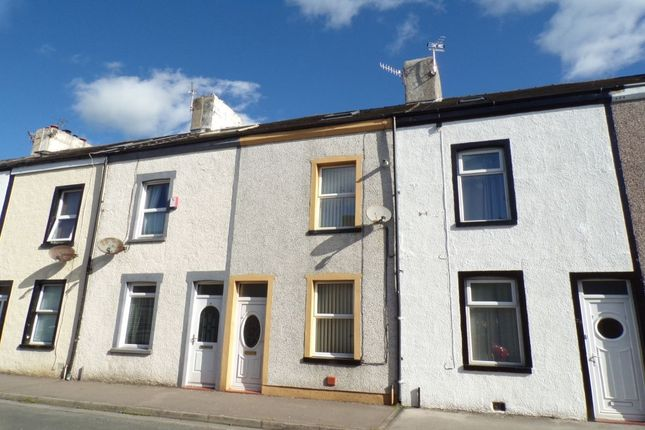 Thumbnail Terraced house to rent in Newton Street, Millom