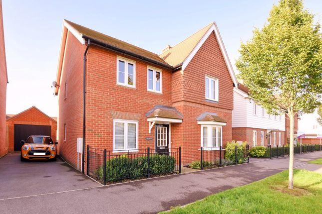 Thumbnail Detached house for sale in Pelling Way, Broadbridge Heath