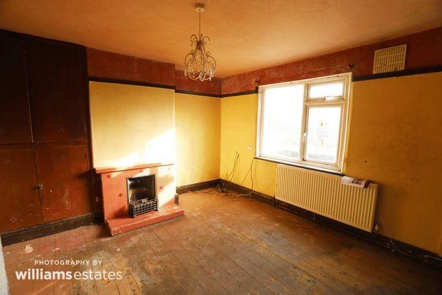 Living Room of Groes, Denbigh LL16