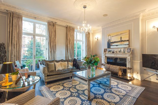 Thumbnail Terraced house for sale in Alexander Square, London