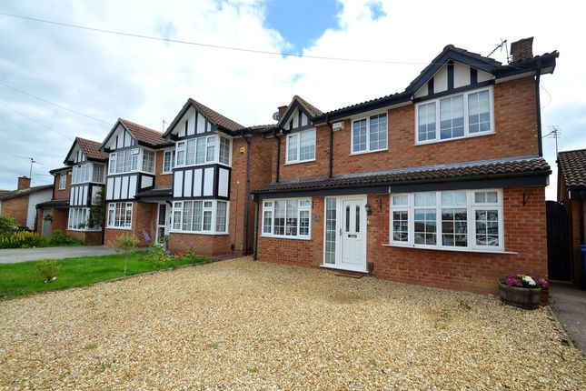 Thumbnail Detached house to rent in Thorn Close, Kettering