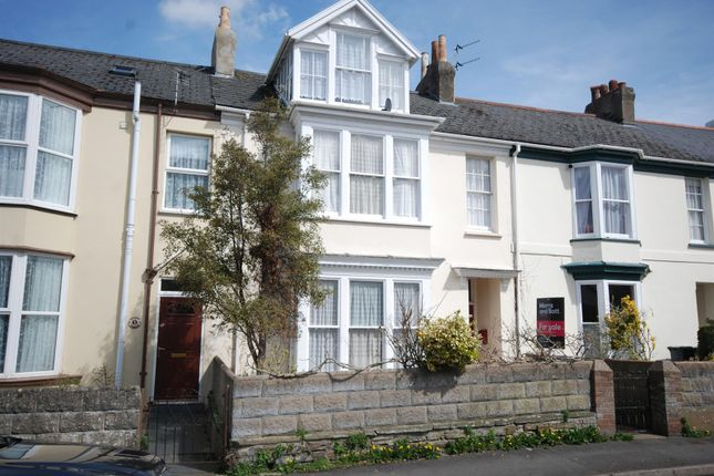 Thumbnail Terraced house for sale in Orchard Terrace, Barnstaple