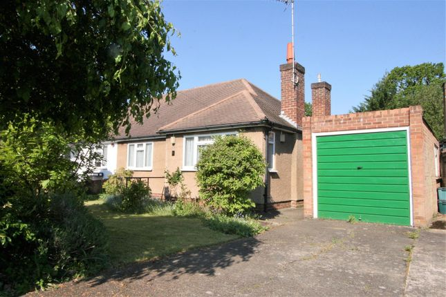 Thumbnail Bungalow for sale in West Riding, Bricket Wood, St. Albans