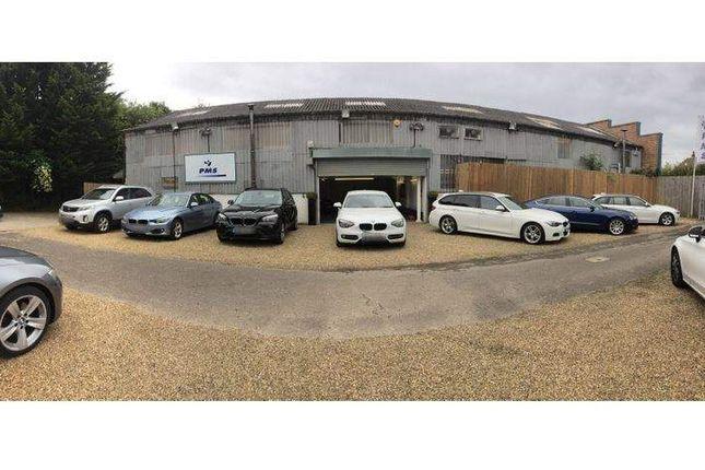 Thumbnail Retail premises for sale in Welwyn AL6, UK