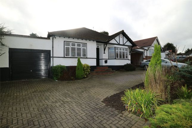 Thumbnail Bungalow to rent in Tudor Close, London