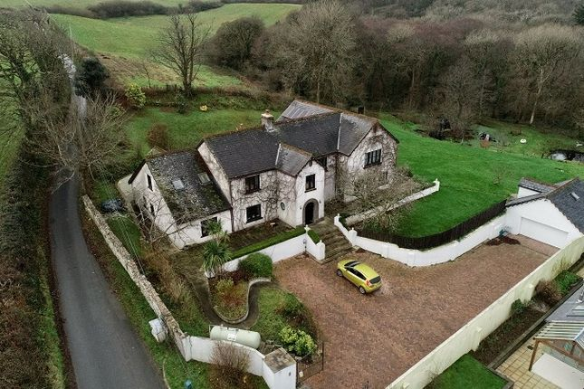 Thumbnail Detached house for sale in Penrice, Oxwich, Gower, Swansea, West Glamorgan.