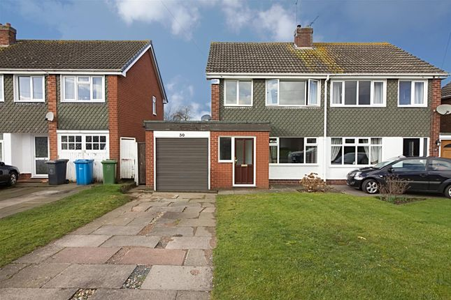 Thumbnail Semi-detached house to rent in Wardles Lane, Great Wyrley, Walsall