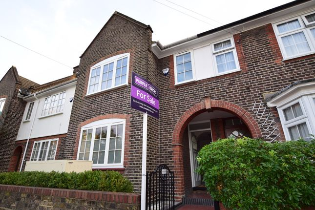 Thumbnail Terraced house for sale in Waldron Road, Earlsfield
