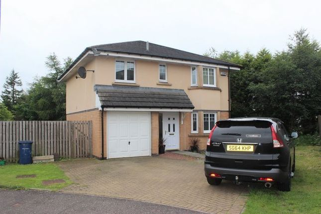 Detached house for sale in Elmpark Grove, Greengairs, Airdrie, North Lanarkshire